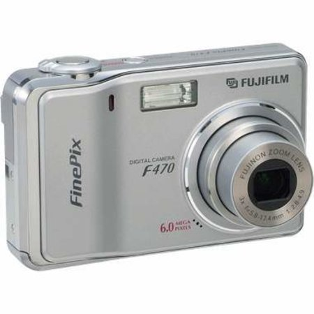 Fuji FinePix F470 digital camera