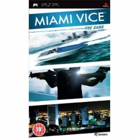 Miami Vice - PSP review