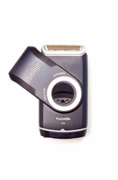 Braun PocketGo 570