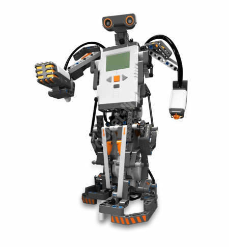 Lego NXT Mindstorms robotics set