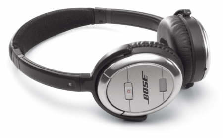 Bose QuietComfort 3 noise cancelling headphones