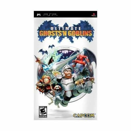 Ultimate Ghosts N Goblins - PSP