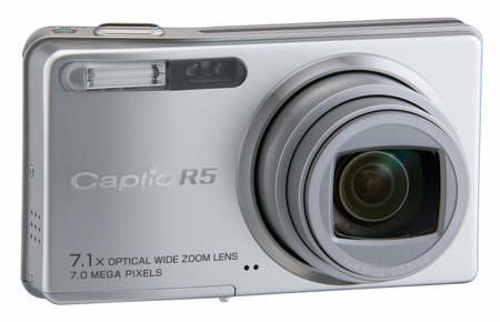 Ricoh Caplio R5 digital camera review