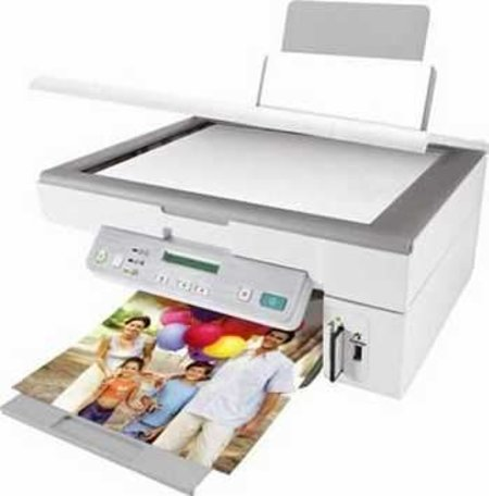 Lexmark X3480 All In One Printer Scanner and Copier