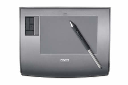 Wacom Intuos3 Pen Tablet: A6 Wide