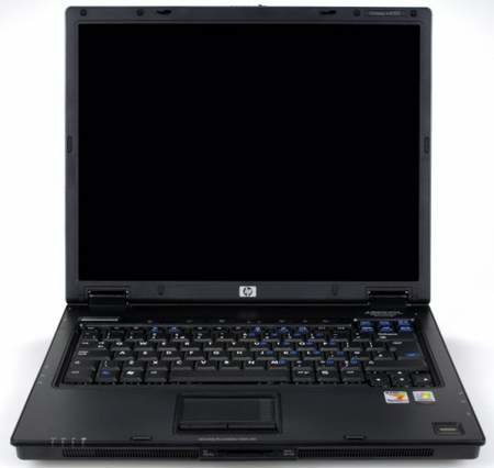 HP Compaq nx6325 laptop