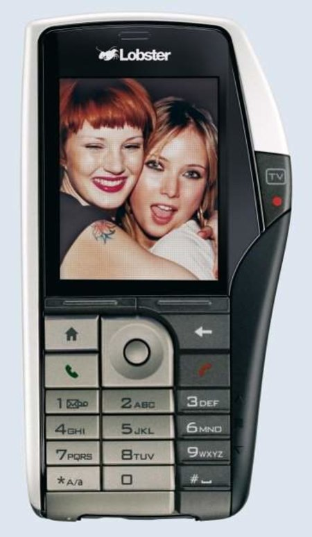 Virgin Lobster 700 TV mobile phone