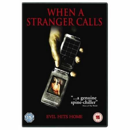 When a Stranger Calls - DVD
