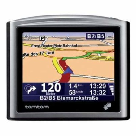 TomTom One Europe review