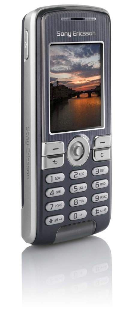 Sony Ericsson K510i mobile phone