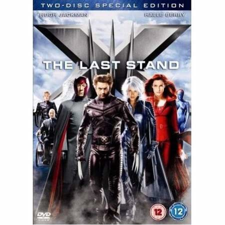 X-Men: The Last Stand - DVD