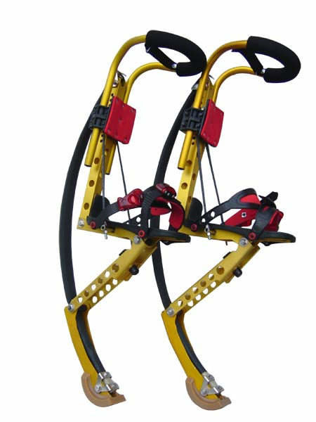 Powerisers Jumping Stilts review