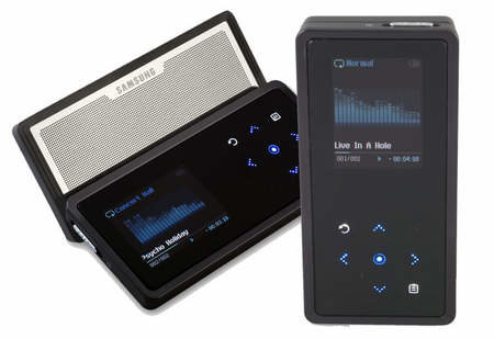 Samsung YP-K5 MP3 player