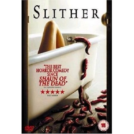 Slither - DVD