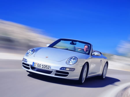 Porsche 997 Carrera S cabrio review
