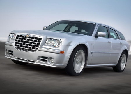 Chrysler 300C CRD Touring