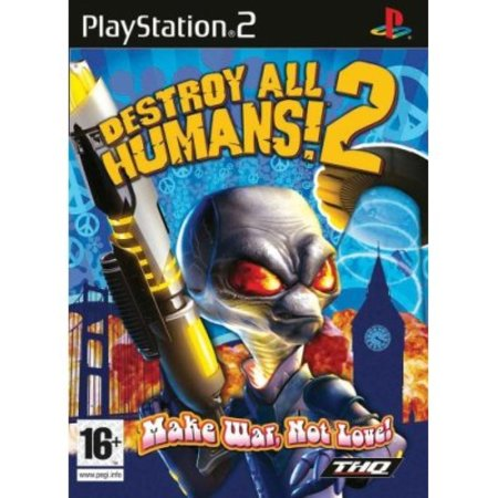 Destroy All Humans 2 - PS2
