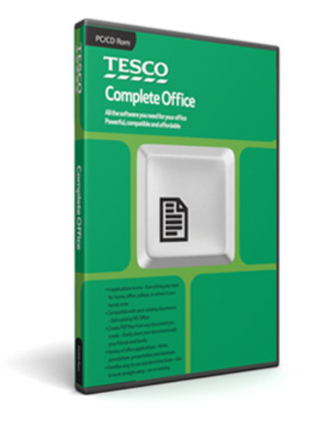 Tesco Complete Office - PC
