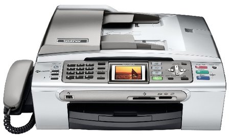 Brother MFC-660CN All-in-one printer
