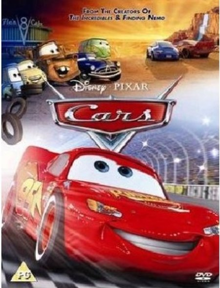 Cars - DVD review
