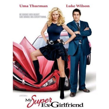 My Super Ex-Girlfriend - DVD