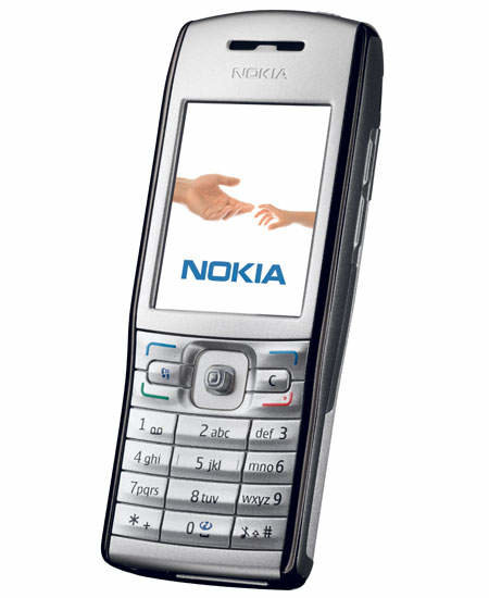 Nokia E50 mobile phone review