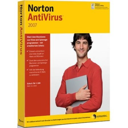 Norton AntiVirus 2007 - PC