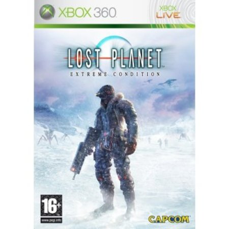 Lost Planet - Xbox 360