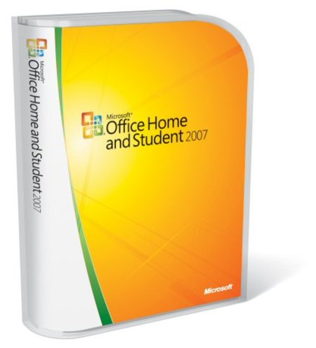 Microsoft Office 2007 Home Edition