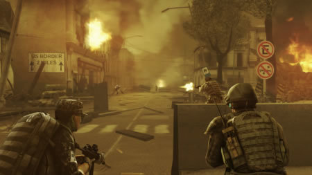 Ghost Recon Advanced Warfighter 2 - Xbox 360 FIRST LOOK