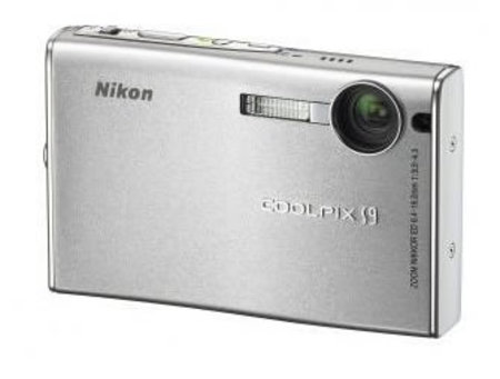 Nikon Coolpix S9 digital camera