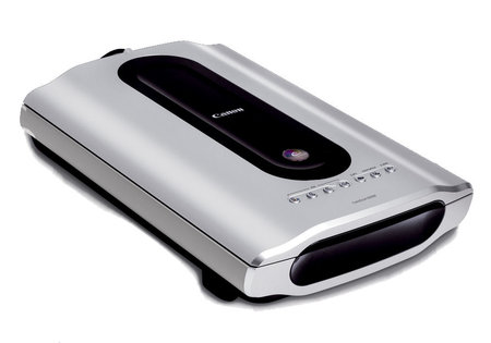 Canon CanoScan 8600F scanner review