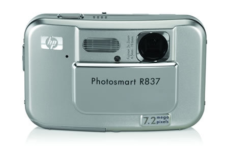 HP R837 digital camera