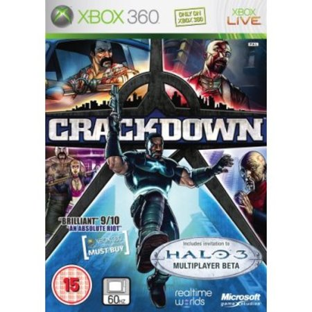 Crackdown - Xbox 360 review