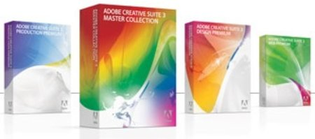 Adobe Creative Suite 3 Web Premium - Mac