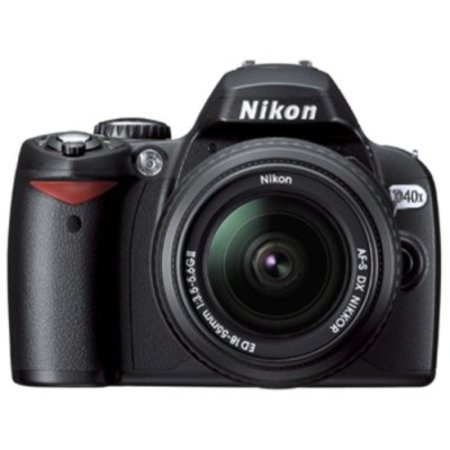 Nikon D40x Digital SLR camera review