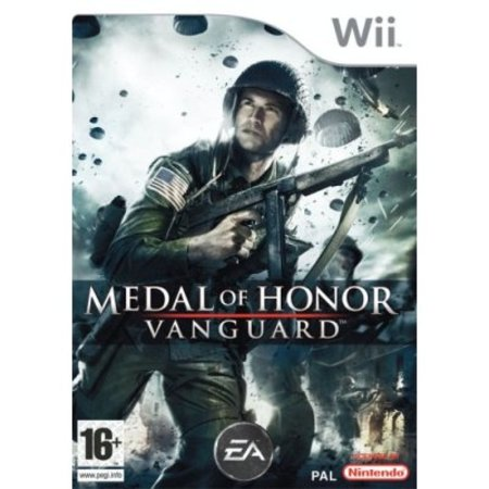 Medal of Honor Vanguard - Nintendo Wii