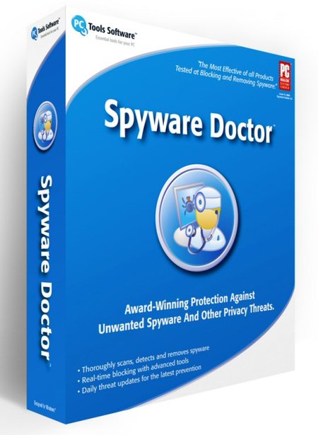 PC Tools Spyware Doctor 5 - PC