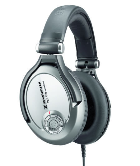 Sennheiser PXC 450 - FIRST LOOK