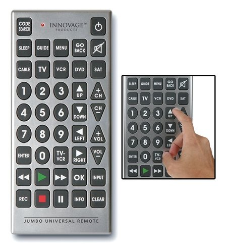 Jumbo Universal Remote  review