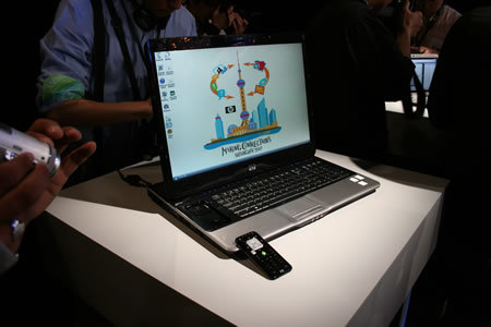 HP Pavilion HDX laptop - First Look