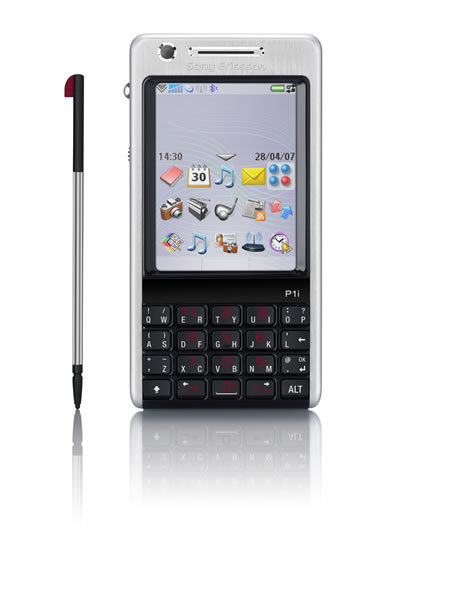 Sony Ericsson P1 - First Look
