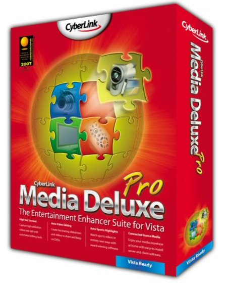 Cyberlink Media Deluxe Pro - PC review