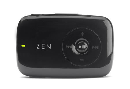 Creative Zen Stone MP3 player review