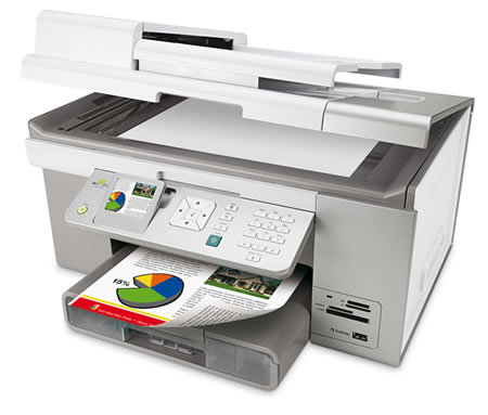 Lexmark X9350 All-in-one printer