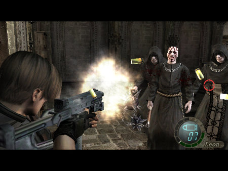 Resident Evil 4 - Nintendo Wii review - photo 8