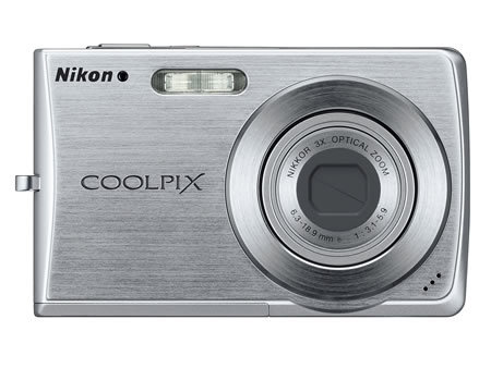 Nikon Coolpix S200 digital camera