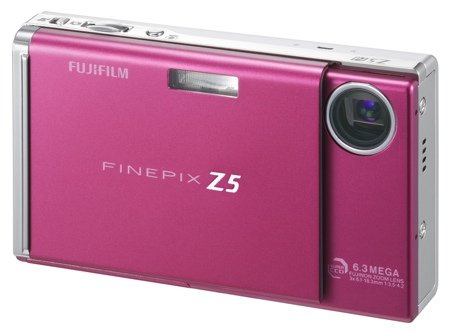 Fuji FinePix Z5fd digital camera review