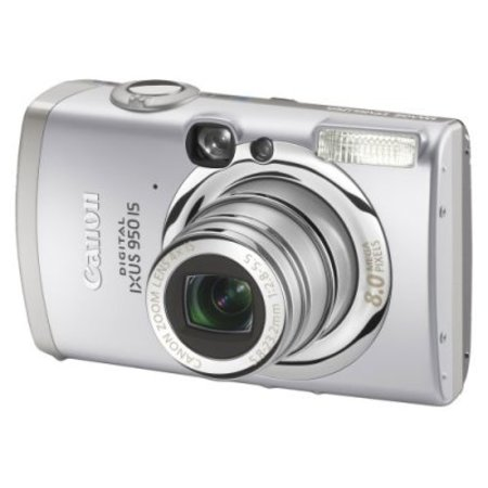 Canon Digital IXUS 950 IS digital camera