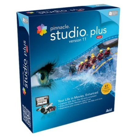 Pinnacle Studio Plus 11 - PC